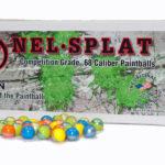 Bolinhas Nelson Nel-Splat Bolas Paintball
