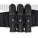 Cinto DYE Jet Pack 3+4 (7 tubes) Blk/Gray