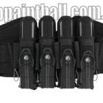 Cinto DYE Jet Pack 4+5 (9 tubes) Blk/Gray