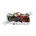 Kit Oring Color Dye Player + Seat Regulador